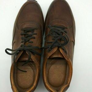J & M by Johnston Murphy Oxford Sneaker Shoes 9D